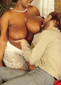 Interracial hardcore swinger foursome action in the eighties