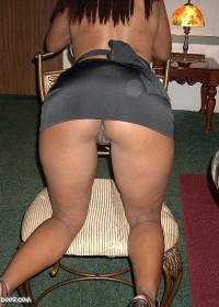 I love dat sweet black booty