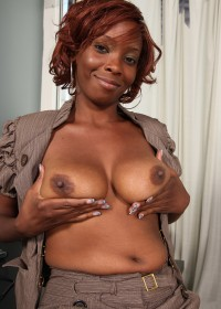 Black Mature moms