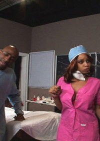 Black nurse hot face three big ass bitches fucked