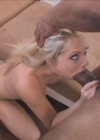 Shawna Lenee Stretched Wide By Thick Black Cock