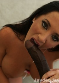 Jayden loves to take the black dick. p2